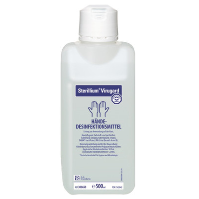 Sterillium®  Virugard Händedesinfektion  - 500ml